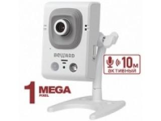 Рекомендуем! Компактная IP-камера B12CR с активным микрофоном