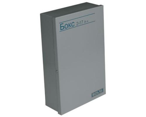 Бокс-12 исп.0 (Бокс-12/34М5) (Бокс 2х17Ач-12В)