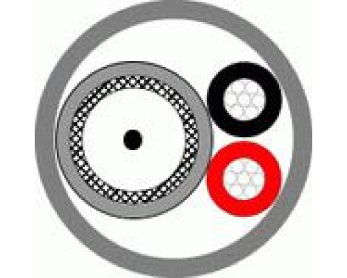 КВК-В-1,5ф 2х0,5 (белый) (Паритет)