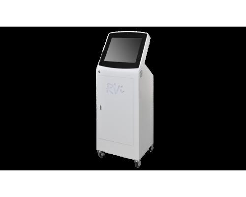 RVi-TW-02 Терминал архивации, зарядки и хранения данных (До 25 регистраторов, ИБП 30 минут, поддержка RAID) Предустановлена лицензия на 1 регистратор, остальные лицензии, HDD и регистраторы приобретаются отдельно!!!