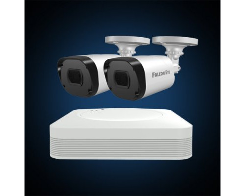 Комплект видеонаблюдения FE-104MHD KIT Light SMART