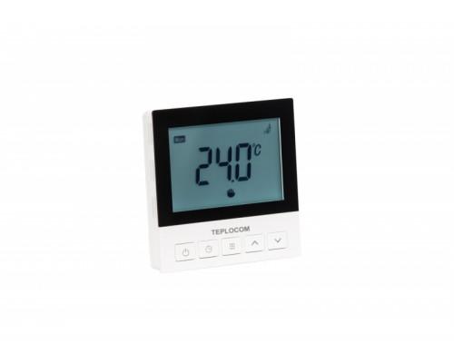 Термостат комнатный Teplocom TSF-Prog-220/16A