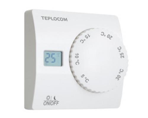 Термостат комнатный Teplocom TS-2AA/8A