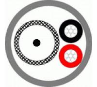 КВТ-В-2 2х0,5 (белый) (Паритет)