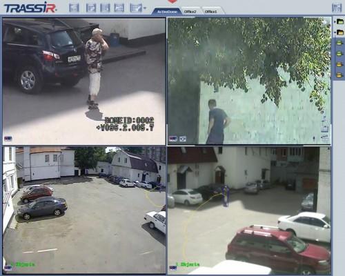 ActiveDome PTZ для поворотных IP-камер TRASSIR, ActiveCam, Hikvision