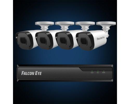 Комплект видеонаблюдения FE-104MHD KIT ДАЧА SMART