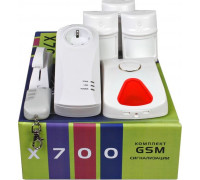 X700 комплект GSM-сигнализации