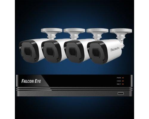 Комплект видеонаблюдения FE-2104MHD KIT SMART