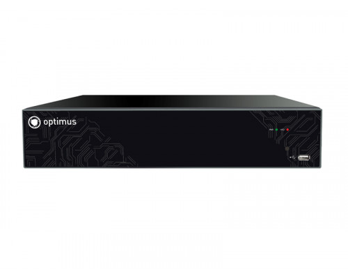 IP-видеорегистратор Optimus NVR-8168