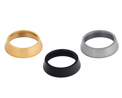 Кольцо для видеодомофона Optimus DB-01 (черный/темно-серый/сереб./золото)