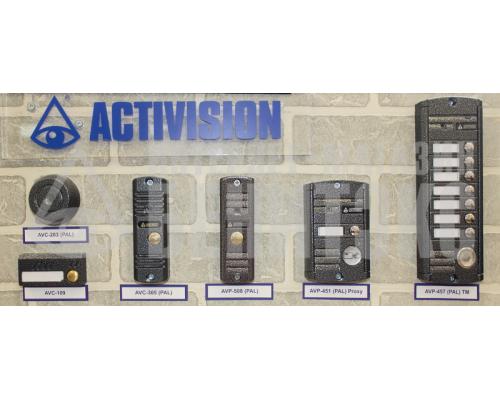 Демонстрационный стенд Activision №2