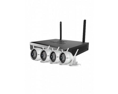 Комплект Ezviz 4CH (Wi-Fi)