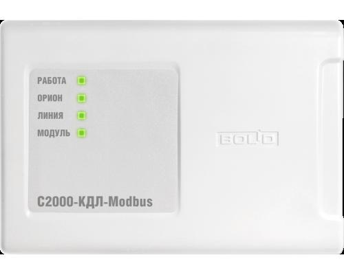 С2000-КДЛ-Modbus